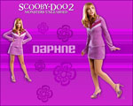 Obrázek - Daphne z pohádky Scooby Doo