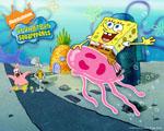 Obrázek - Sponge Bob a jeho podmořský svět