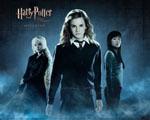 Obrázek - Hermiona, Lenka Láskorádová a Cho Changová ve filmu Harry Potter a Fénixův řád