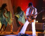 Obrázek - Prince uprostřed svého koncertu