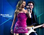Obrázek - Celine Dion v krásných šatech