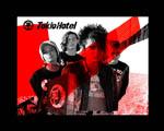 Obrázek - Tokio Hotel červená linie