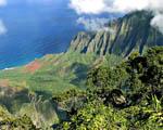 Obrázek - Pobřeží Napali ostrov Kauai Hawai