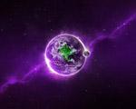 Obrázek - Fialová Země