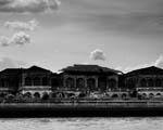 Obrázek - Černobílá architektura