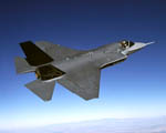 Obrázek - Lockheed Martin X35C útočný stíhač