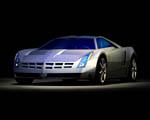 Obrázek - Cadillac Cien 596 stříbrné barvy