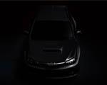 Obrázek - Subaru Impreza v černém obleku