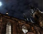 Obrázek - Historická část večerní Prahy