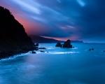 Obrázek - Skalnaté pobřeží