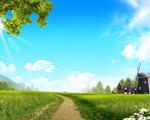 Obrázek - Na cestě do pohádkové vesnice