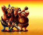 Obrázek - Asterix a vikingové dobrodružství gálského bojovníka
