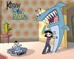 Obrázek - Dobrodružství žraloka Kennyho