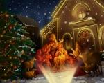 Obrázek - Oslava svátků vánočních