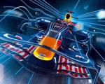 Obrázek - Monopost vozu F1 Red Bull