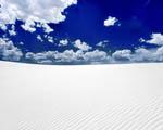 Obrázek - Sněhobílá poušť