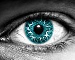 Obrázek - Záhadné oko v detailu