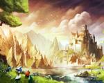 Obrázek - Pohádkový hrad