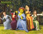 Obrázek - Tým princezen v pohádce Shrek 3