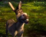 Obrázek - Oslík z pohádky Shrek