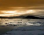 Obrázek - Zimní východ slunce