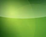Obrázek - Zelené lesklé pozadí pro Windows Vista