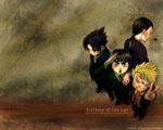 Obrázek - Sasuke Neiji Lee Naruto