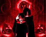 Obrázek - Život je i červený a černý v Naruto