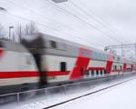 Obrázek - Sněhový expres