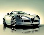 Obrázek - Alfa Romeo 8C spider
