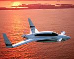 Obrázek - Futuristické dopravní letadlo Velocity XL RG