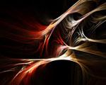 Obrázek - Grafický lesk abstrakce