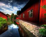 Obrázek - Červená vesnice