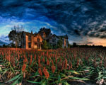 Obrázek - Stará opuštěná farma