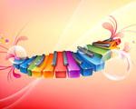 Obrázek - Kouzelná melodie na pozadí