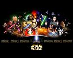 Obrázek - Hvězdné války a jejich představitelé