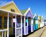 Obrázek - Plážové domky pro turisty
