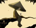 Obrázek - Kreslený dětský příběh s názvem Ninja