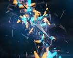 Obrázek - Krásná 3D abstrakce