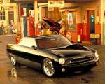 Obrázek - Ford koncept ze starých časů