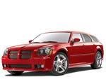 Obrázek - Červené Combi Dodge Ram