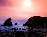 Obrázek - Purpurový odliv oceánu
