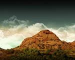 Obrázek - Vrcholek kopce