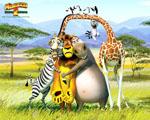 Obrázek - Madagaskar útěk do Afriky