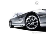 Obrázek - Detail kola Mercedes Benz SLR Kupé