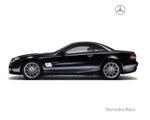 Obrázek - Černý Mercedes Benz SL Class