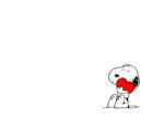 Obrázek - Snoopy miluji tě