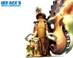 Obrázek - Ice age 3 Vznik dinosaurů