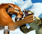 Obrázek - Šavlozubý tygr dokazuje svoji sílu