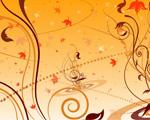 Obrázek - Příjemné podzimní pozadí na monitor